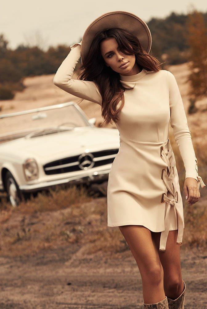 Платье EVERLY